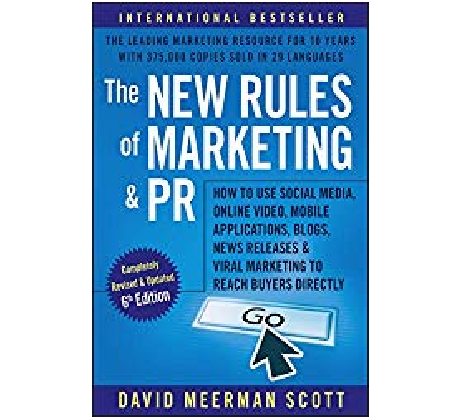 Book Review: The New Rules Of Marketing and PR~