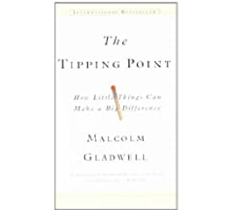 Book Review: Malcolm Gladwell's The Tipping Point ~