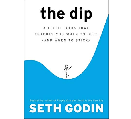 Book Review: The Dip by Seth Godin