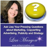 Ask Lisa Q's – Click below ↓↓↓