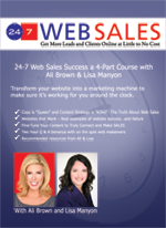 24 Hour Web Sales