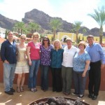 With James Roche and fellow mastermind leaders in Arizona