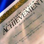 Award Certificate Legacy
