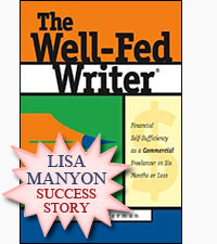 Book Review: The Well-Fed Writer by Peter Bowerman